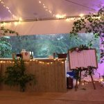 mobile indoor bar hire